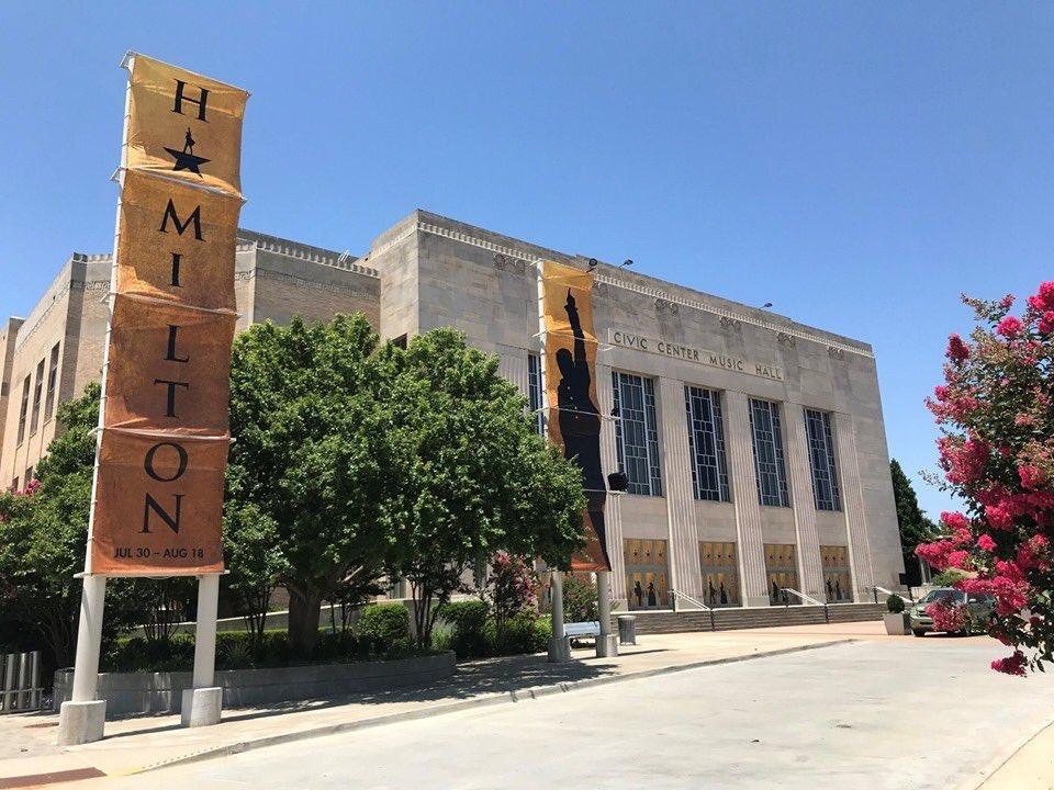 970 Koleksi Civic Center Okc Hamilton Terbaik