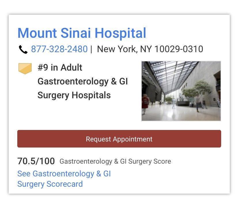 Mount Sinai IBD Center (@MSHS_IBDCenter) | Twitter