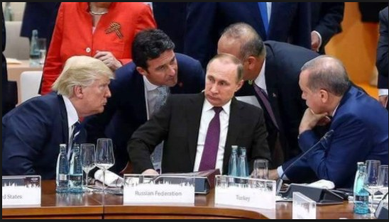 """Compromised due to Unpatriotic, Unethical and Criminal behavior. Impeach!!!!!!!!!! 1. Russia interfered in the election 2. They did it to help Trump 3. Trump's campaign welcomed the help 4. Don Jr. welcomed it, said he """"loved it"""" 5. Trump sought to profit from Russia with Moscow https://t.co/Oeyax1MsXR https://t.co/b0JsML5dm4"""