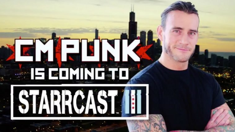 Conrad Thompson Tells Fans Not To Expect CM Punk At AEW's All Out, Talks Punk - Starrcast Panel