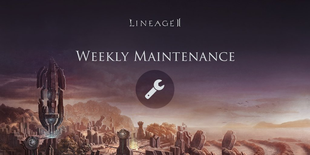 Lineage II Operations on Twitter: