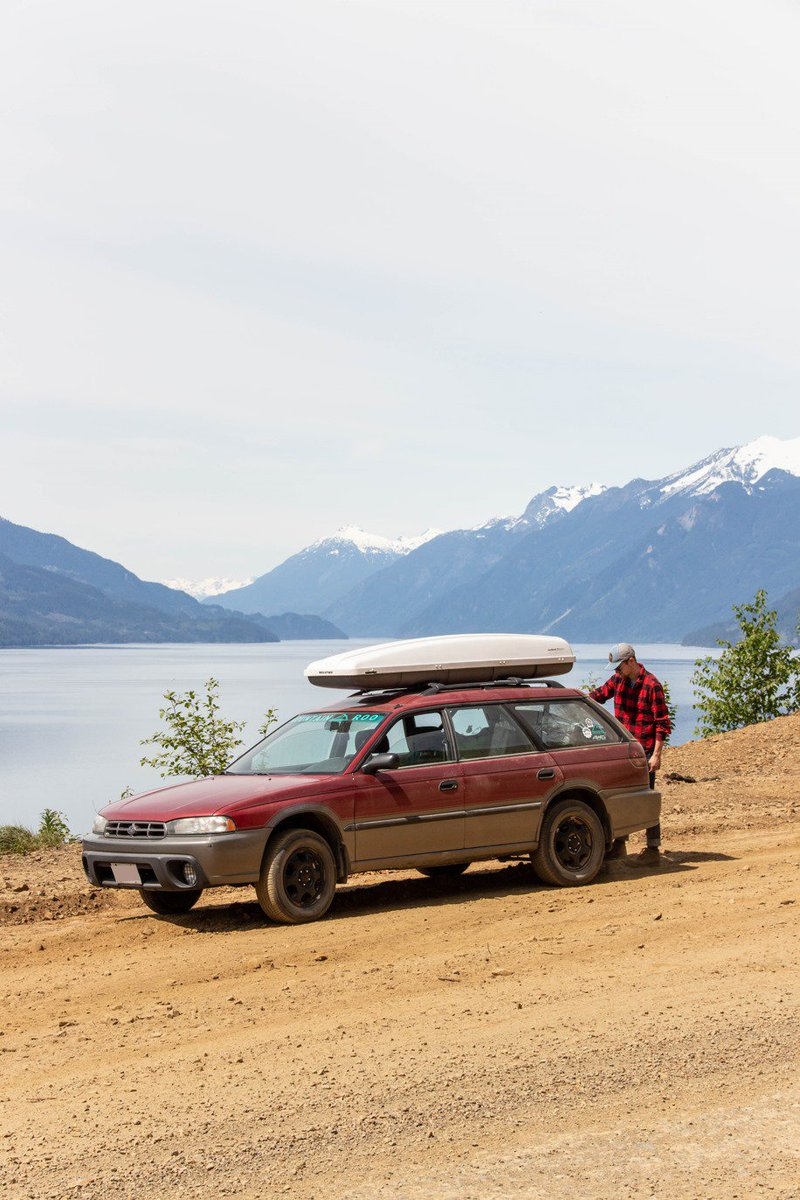 Press play on the cassette, we're going on a road trip. #TextLikeThe90s #Subaru