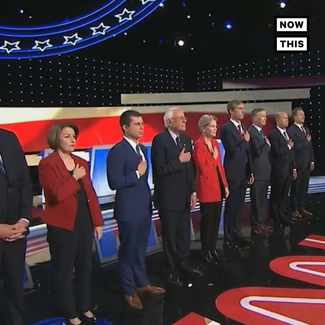 'Anyone on this stage tonight or tomorrow night would be a far better president [than Donald Trump]' — These were the biggest moments from night 1 of the second #DemDebate