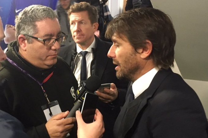 Happy 50th Birthday to former manager Antonio Conte, have a great day my friend