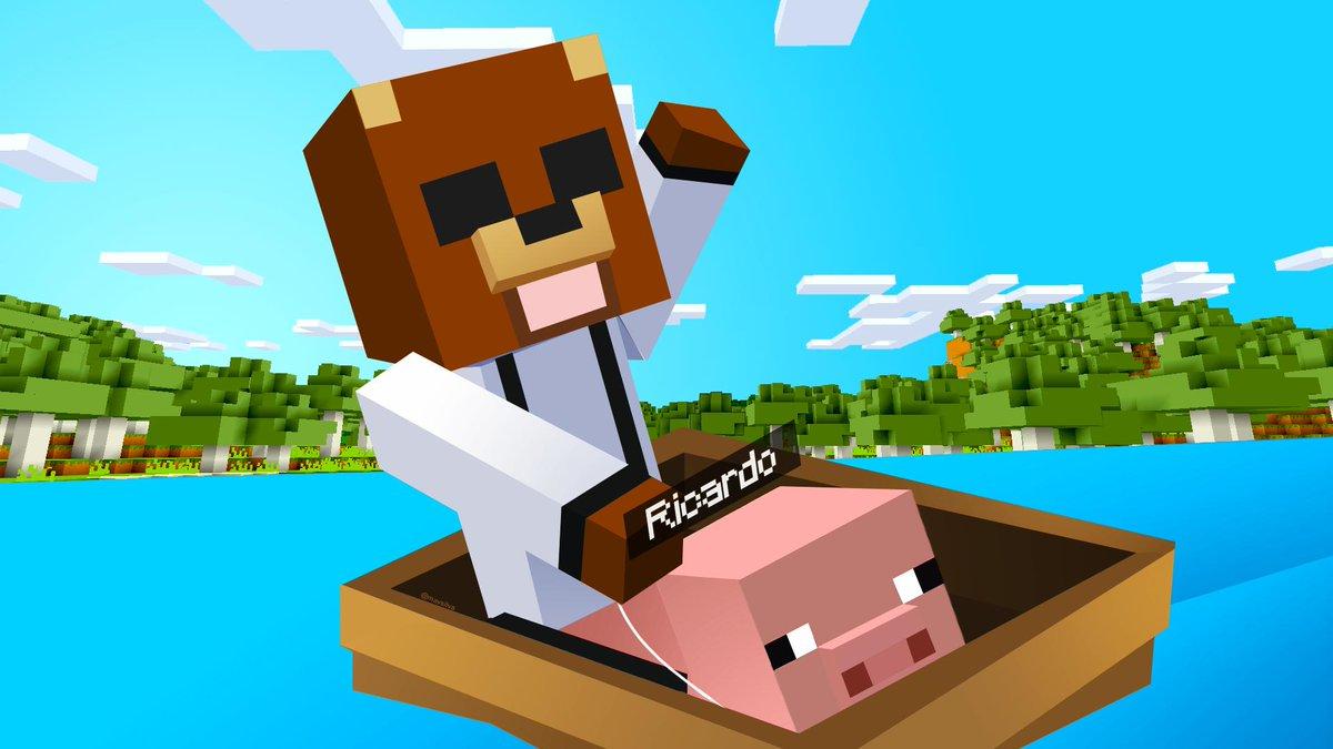 M A V S No Twitter Miniatura De Minecraft Para At Rubiu5