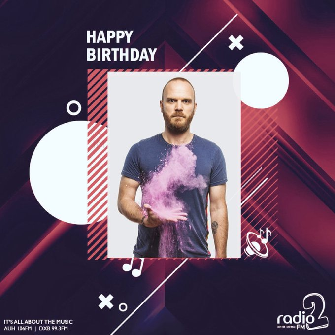Happy birthday to the Coldplay drummer Will Champion, 41 today