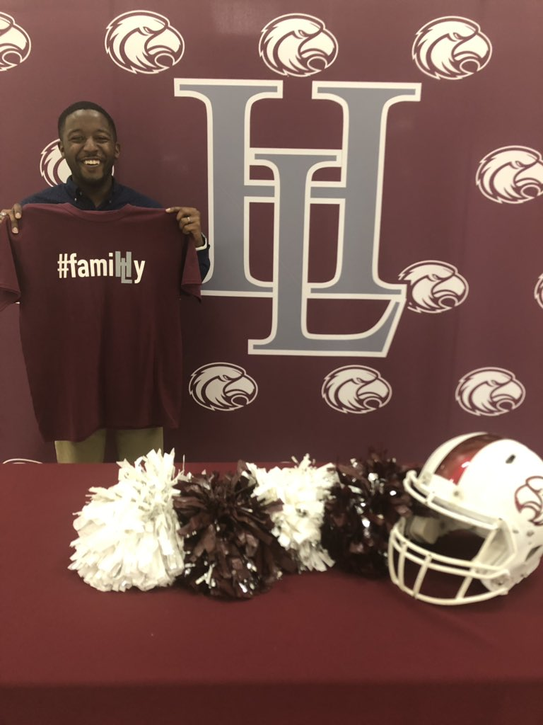 Horn Lake Middle On Twitter Hlms Is Excited To Welcome Brandon Chalmers To The Famihly Raisethebar Teamdcs