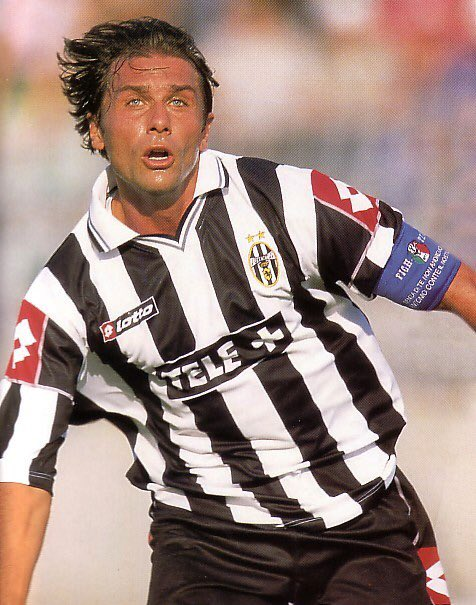 Happy birthday to Juventus legend Antonio Conte, who turns 50 today.