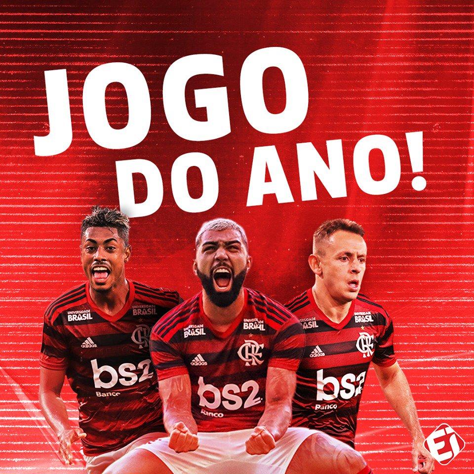 Esporte Interativo On Twitter Chegou O Dia O At Flamengo