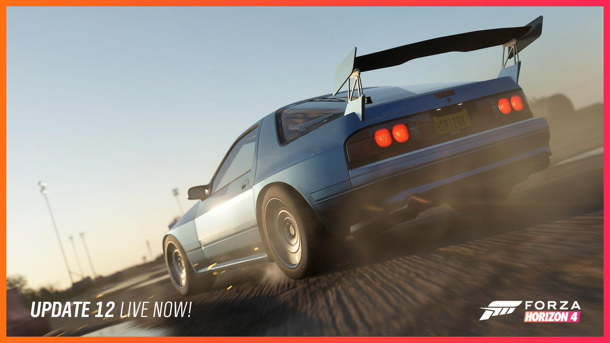 Forza Horizon 4 Wheel Setup