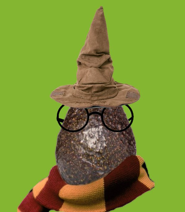 Happy National Avocado Day / Harry Potter\s Birthday...