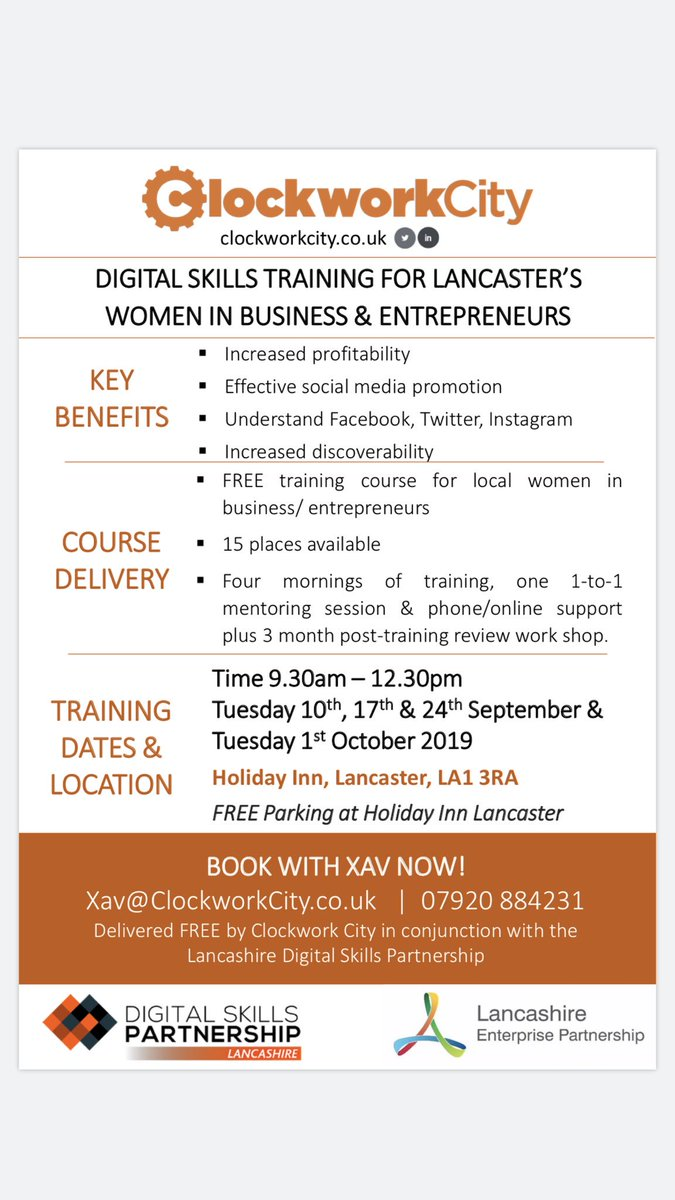 #digitalskillspartnership #upskillinglancashire @BoostInfo @CreativeLancs @lancslep @LancasterCC