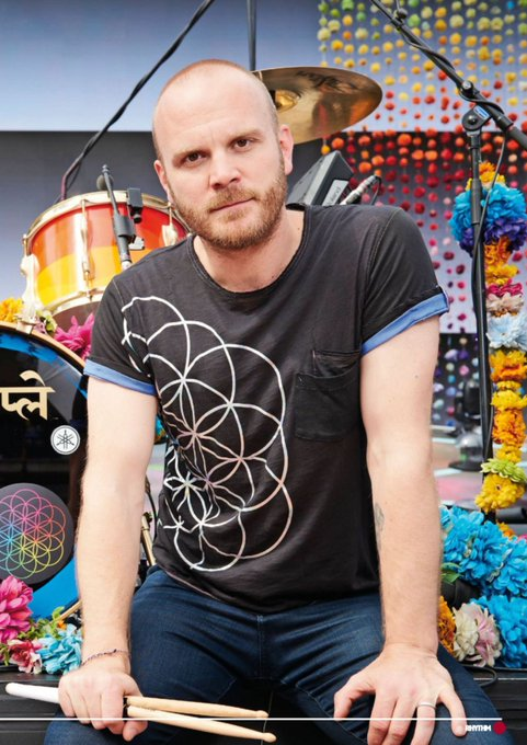 Happy Birthday, Will Champion!  The world s best drummer hits 41 today.