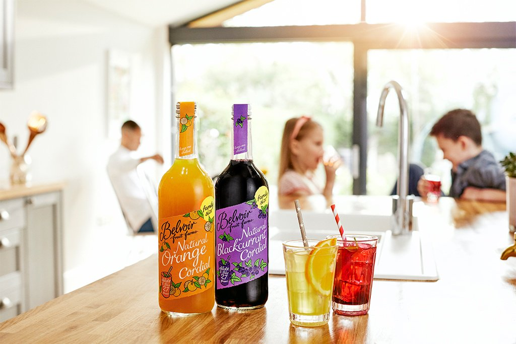 A blend of naturally sweet and zesty fruit, these two new cordials from @BelvoirFF will quench your thirst in the most refreshing way. Pick them up in your local store today 🍹 😋 https://t.co/RVZJgRa0IZ