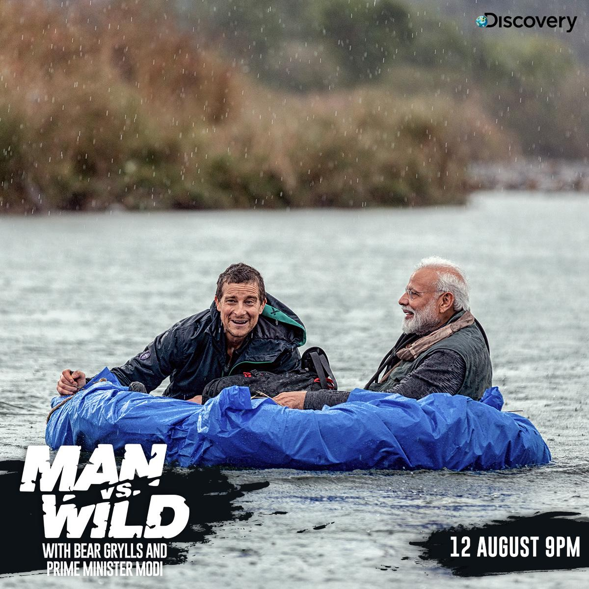 Discovery Channel IN on Twitter: