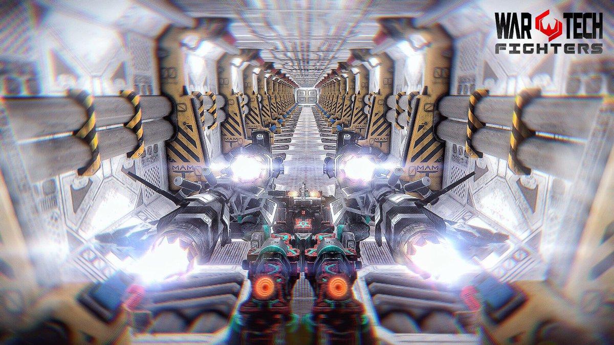 3...2...1...Takeoff Game: #WarTech       Dev: @blowfishstudios   Tags: #VGPUnite #VirtualPhotography #VPInspire #MechaRobots #GameCaptures #Gaming #BlowfishGamespic.twitter.com/q4QXB9TEZz
