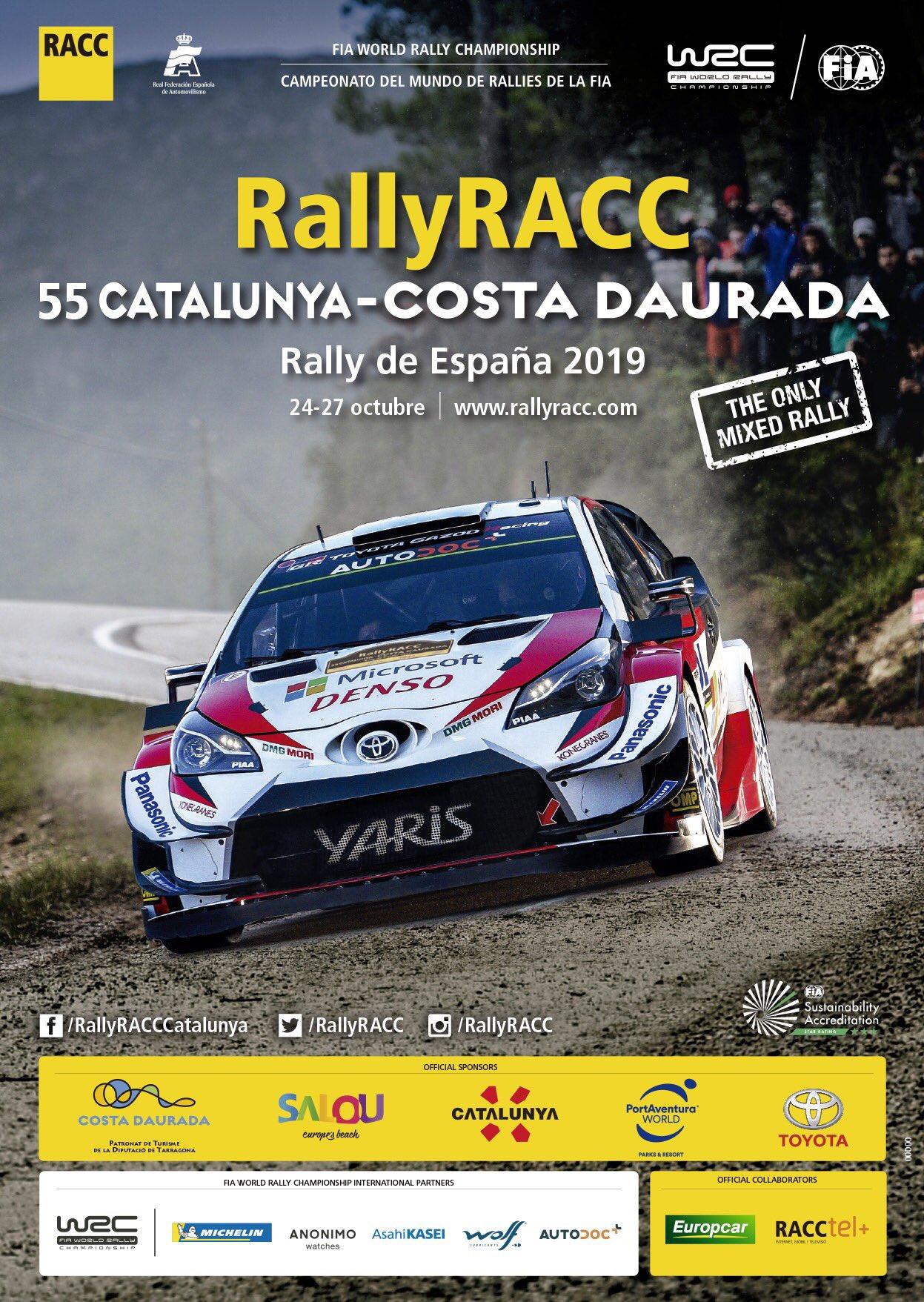 World Rally Championship: Temporada 2019 - Página 34 EAyf-SQWkAArH2V