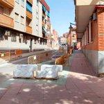 Image for the Tweet beginning: Alcobendas renueva las calles Huertas