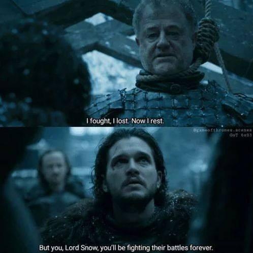 Jon Snow (@LordSnow) | Twitter