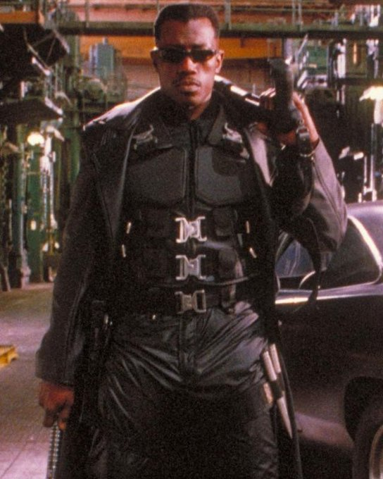 Happy Birthday to Wesley Snipes aka Blade