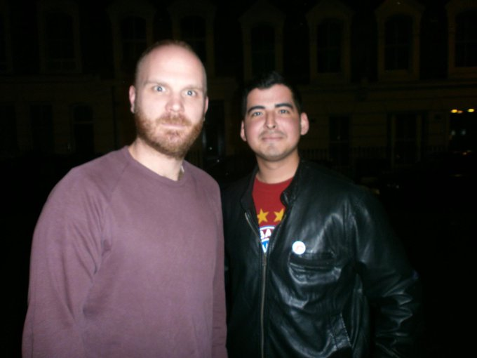 Happy birthday to the greatest drummer of all time, Will Champion.
