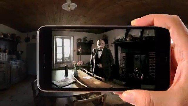 Cet été, visitez la maison de Georges #Clemenceau autrement ! 🏡🌊🌷 Découvrez le quotidien du « Tigre » grâce à l'application de réalité superposée réalisée par @SkyBoyStartup. 👉 maison-de-clemenceau.fr/Actualites/En-…