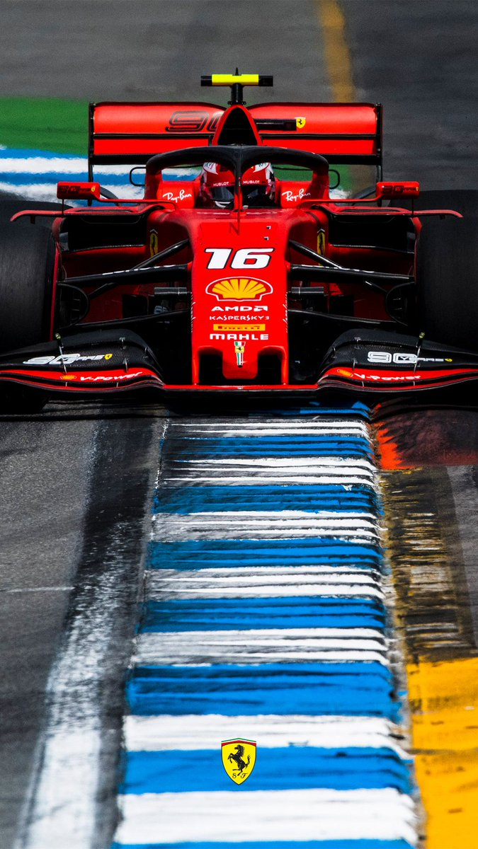 Scuderia Ferrari On Twitter Add A Touch Of Charles Leclerc Magic To Your Phone It S Time For Wallpaperwednesday Essereferrari