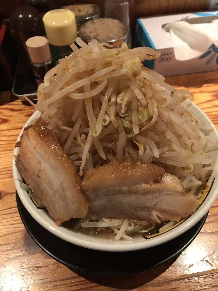 広島 二郎 系 ラーメン
