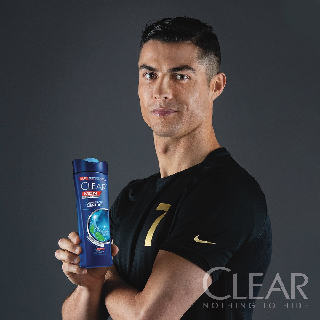 There is only one shampoo for me.  #ClearMen  #KeepAClearHead  #NoDandruff  #ClearHairCare  #Menshampoo