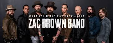 """August 1:Happy 40th birthday to singer,Zac Brown(\""""Knee Deep\"""")"""