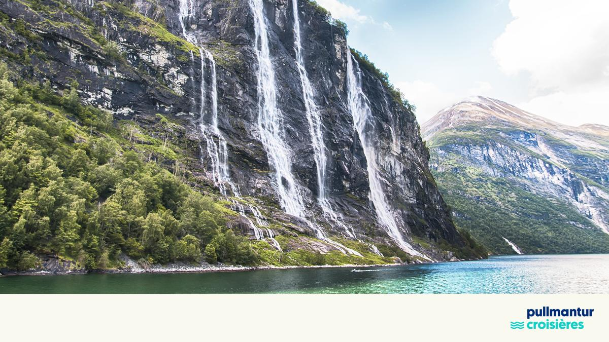 La nature norvégienne vous attend à bord de notre croisière à travers les fjords du Nord. #FjordsDuNord https://t.co/EJaKQNmyPK