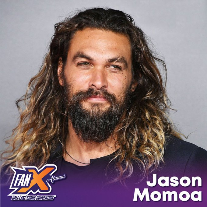 "August 1:Happy 40th birthday to actor,Jason Momoa (""Stargate\"")"