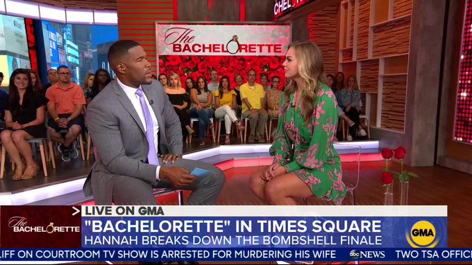 Kimmel - Bachelorette 15 - Hannah Brown - July 29 & 30 - Finale - *Sleuthing Spoilers* #3 - Page 15 EAzane4UcAAKB-p