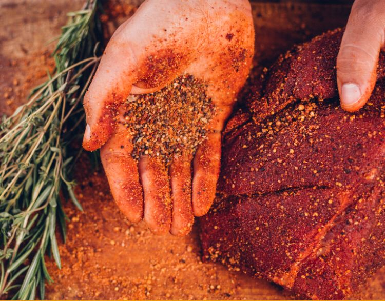 Rub, Grill, Eat, Repeat!!  -⌨️https://t.co/lKx6QhKweV for recipes  #saharabbqs #recipes #grill #grilling #bbq #barbecue #foodprep #foodpreperation #rotisserie #WednesdayThoughts #rubs https://t.co/iDV0ljghxr