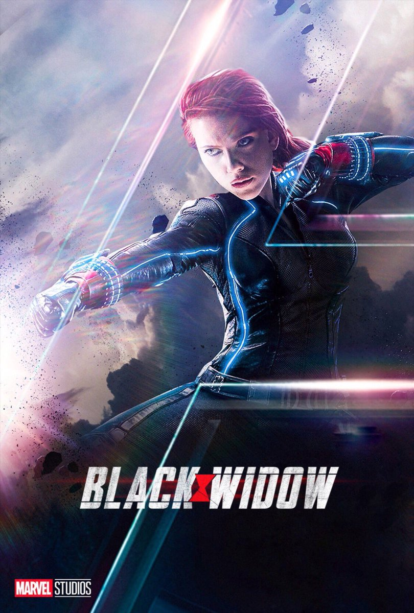 RT @77MCU: First Film in Phase 4 Scarlett Johansson Will Return.. Black Widow - May 1, 2020 https://t.co/bcx3bXSy4a