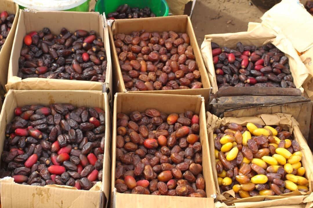 """sow arɗo on Twitter: """"C'est la période de la 'Guetna' en #Mauritanie la  période de la récolte annuelle des dattes, moment de partage et de  festivités. Quelques photos des diffèrentes variétés de"""
