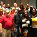 MSEA, @PGCEA_PR, @TAAACTweets & @BTUBaltimore members & staff worked together at @NEAToday's Educator Voice Academy to make sure educators have a strong voice in local ESSA plans. And educators from 11 states contributed over $1000 to BTU's drive for classroom fans! @tvtooten