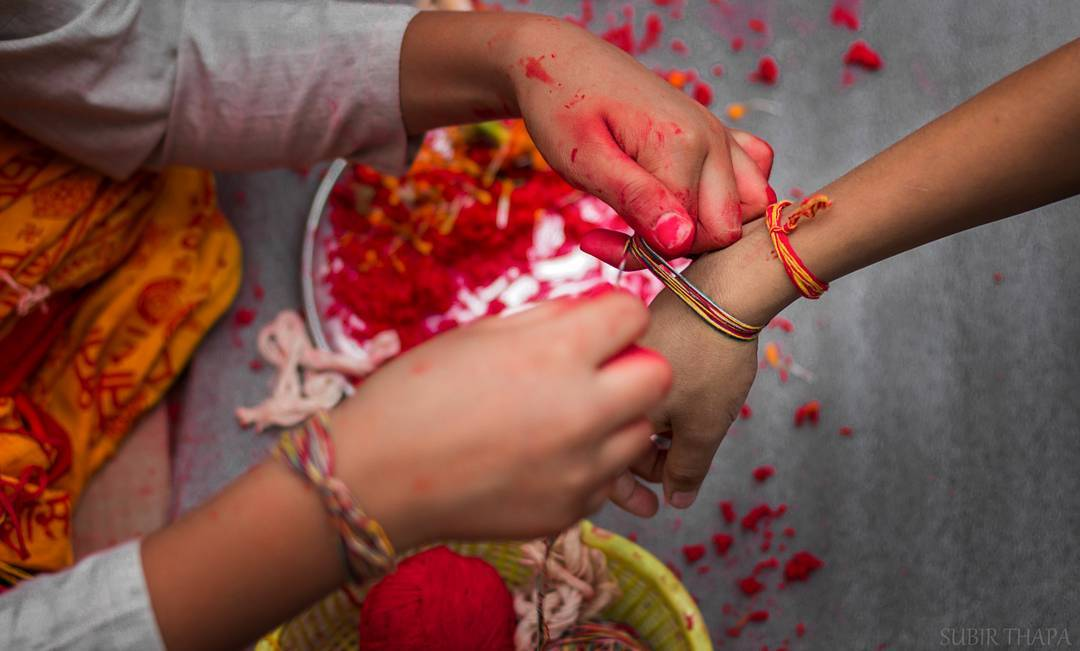 "#JanaiPurnima is a #Hindu festival celebrated on the #fullmoonday in the month of #Bhadra according to the Hindu lunar calendar. On this day, Hindu men from the Brahmin and Chhetri communities take their annual ritual bath and change their ""Janai"" or sacred thread."