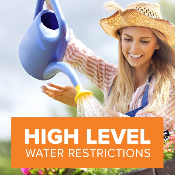 #trnews From 19 August residents living in Yarraman and Cecil Plains will move to high level water restrictions. In these areas, residents daily water target will reduce from 200L to 170L per person, per day. For more info on water restrictions, visit tr.qld.gov.au/water