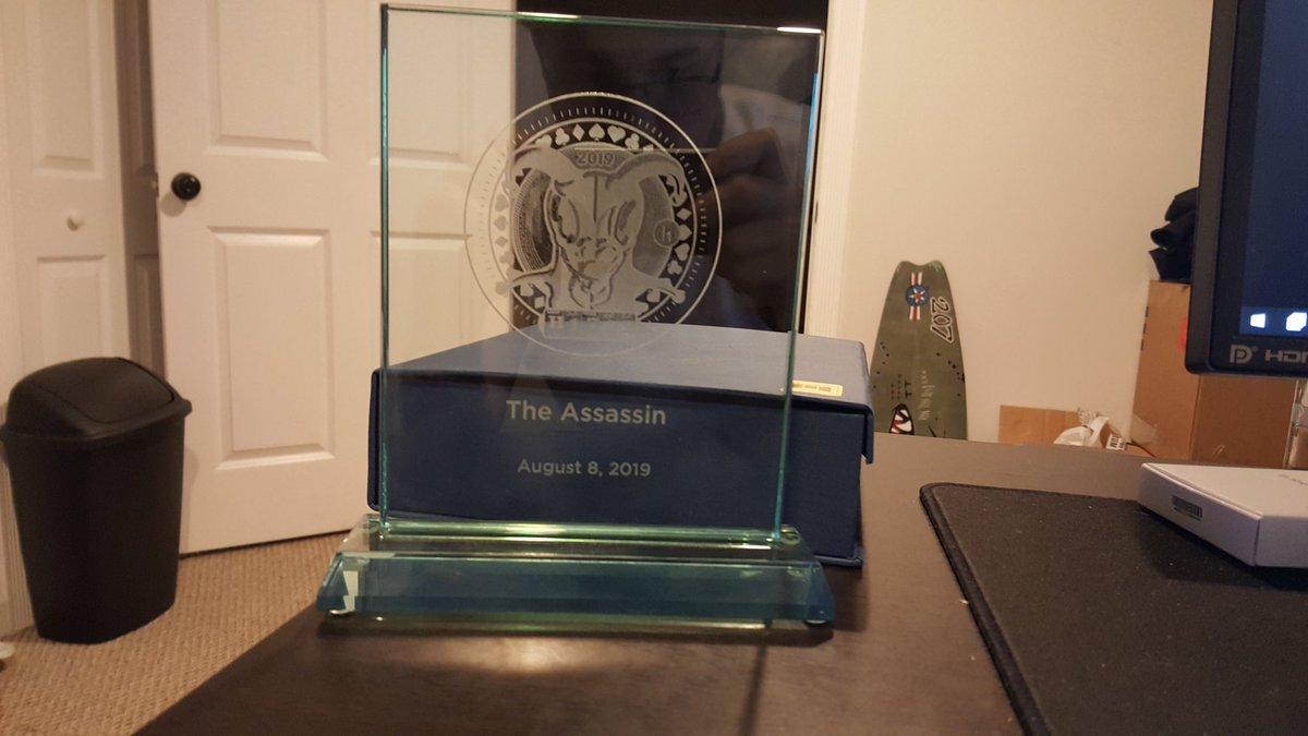Sk gaming trophy august