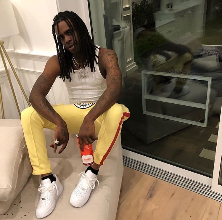 Chief Keef turns 24 years old today aka 300, Happy Birthday 🐐🎈
