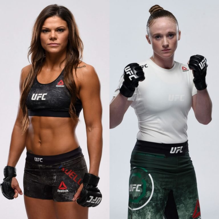 RT @WMMARankings: Lauren Mueller vs. JJ Aldrich on tap for UFC Fight Night in Tampa https://t.co/UBJfg3AXpd https://t.co/3pidC5vse3