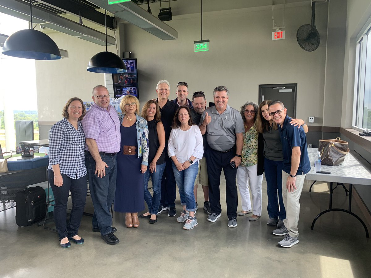 Surprising The Senator aka Brian Kennedy for his 40th Anniversary! A fun group got together for a special man. It is a privilege and honor to work with Brian @weareunited @JMRoitman