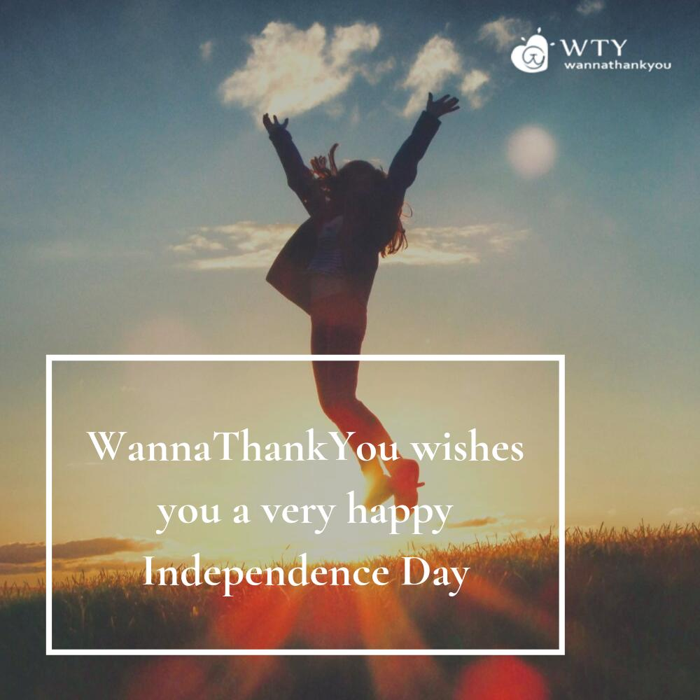 This independence day, break all the chains that are holding you back by adopting gratitude in life. Leave all the sorrows behind by counting on all the good things. Join WannaThankYou today  http:// bit.ly/2yWSz4z      #IndependenceDay #IndependenceDay2019 #Freedom #GratitudeApp <br>http://pic.twitter.com/17u5t4VTG6