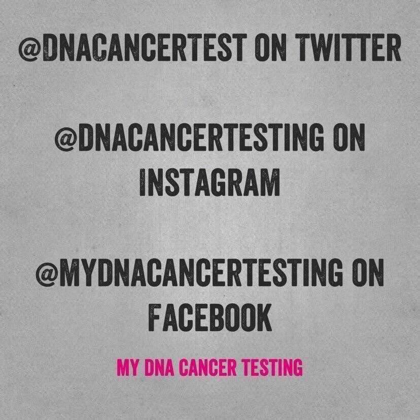 My DNA Cancer Testing (@DnaCancerTest) | Twitter