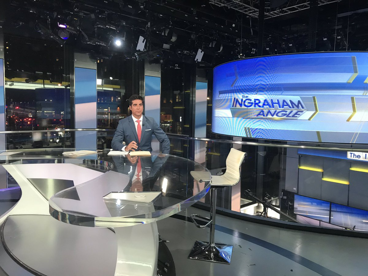 Tune in to @IngrahamAngle in 5 minutes. I'm hosting! #TheAngle https://t.co/O9Gcr0pOBh