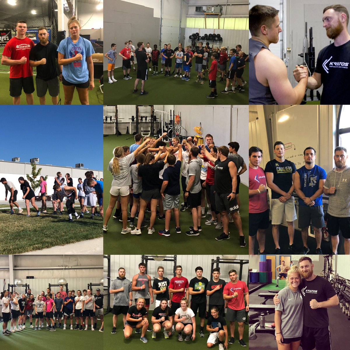 Summer 2019 is in the books. It was more than I could have ever imagined. It's amazing how many athletes came in this summer and got better! I am beyond blessed to work with such hard working athletes and loving families sports and life!   #summer2019 #summertraining #coachg<br>http://pic.twitter.com/7NfThfQGrN