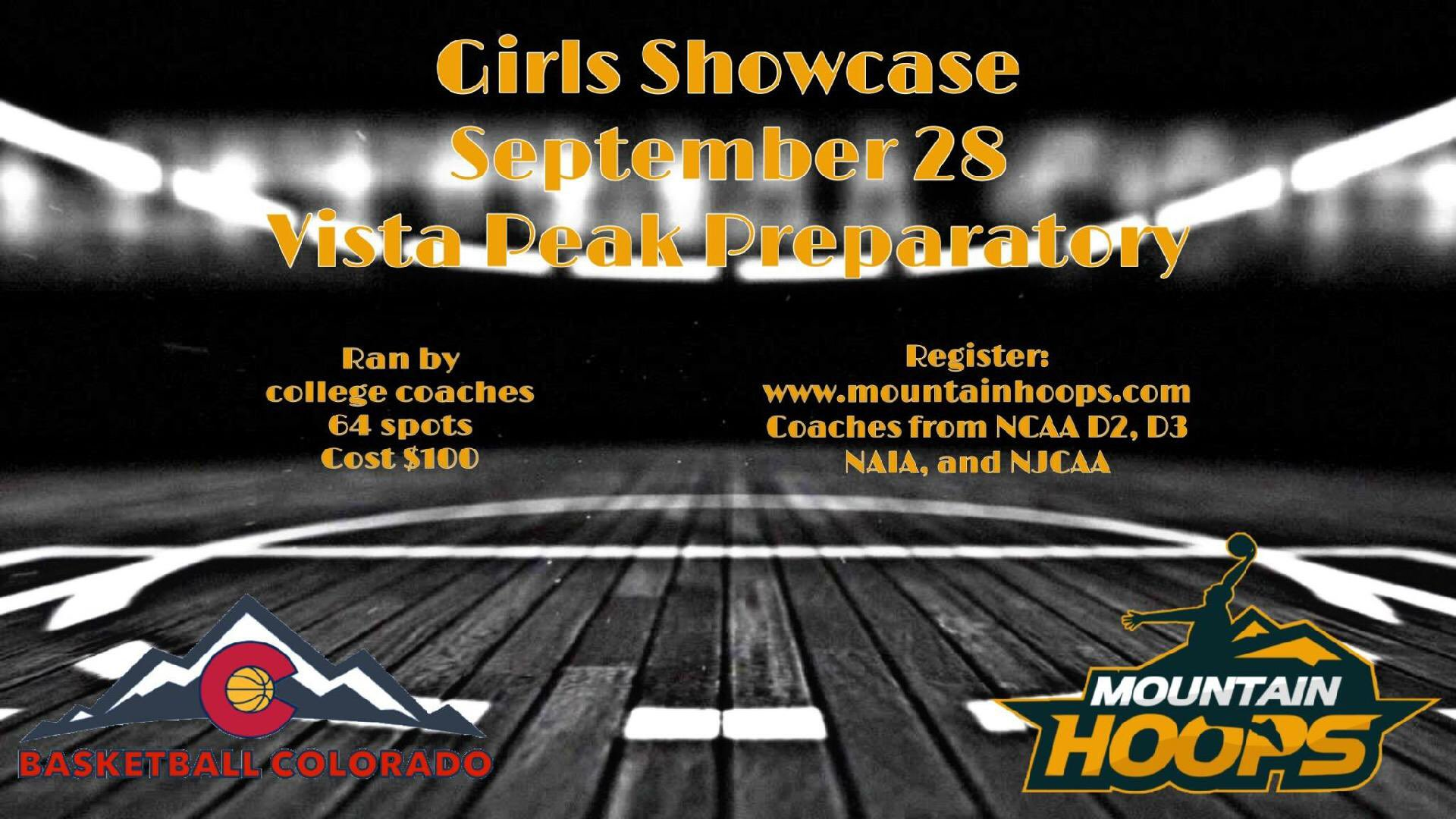 Girls Fall Showcase