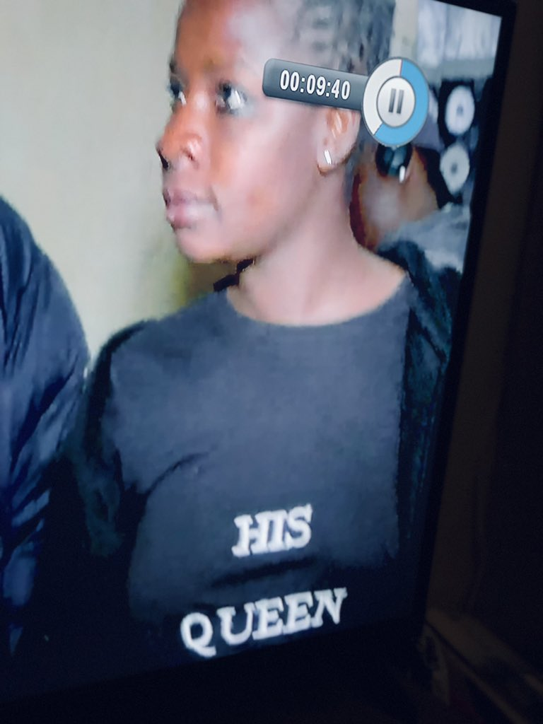 They cheat on her while she is wearing this #Uyajola99 <br>http://pic.twitter.com/kgttr6U2E0
