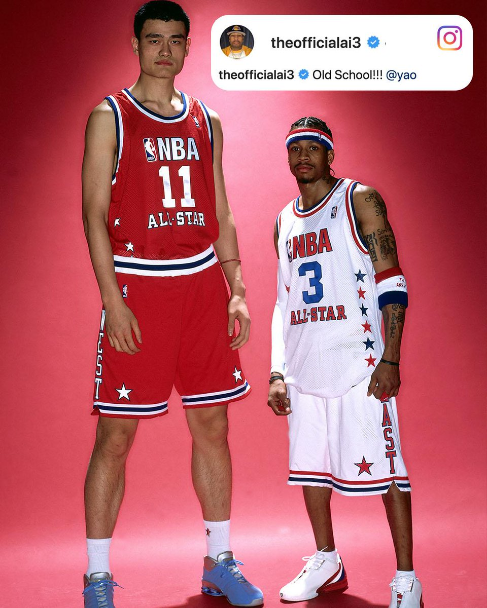 The throw back   (via @alleniverson) <br>http://pic.twitter.com/Ctl137tpSE